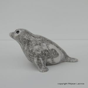 Réjean Lacroix artiste, Phoque gris