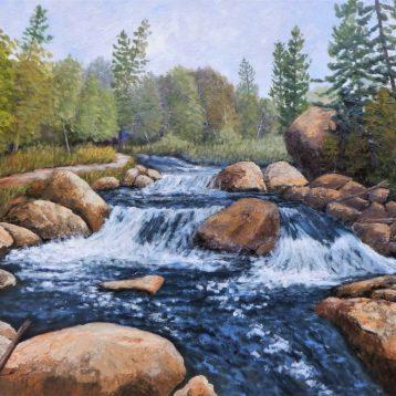 Réjean Lacroix, Rivière Doncaster